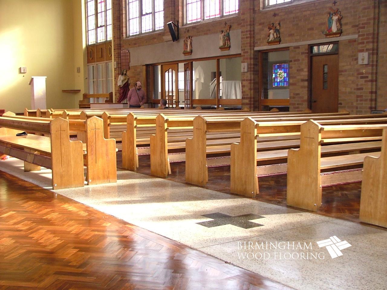 Church Wood Flooring Birmingham Floor Sanding Birmingham