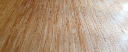 Maple Floor Anstice Club Madley, Telford, Shropshire