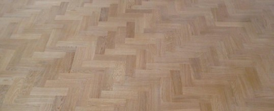 Parquet Floor Installation – Great Barr, Birmingham