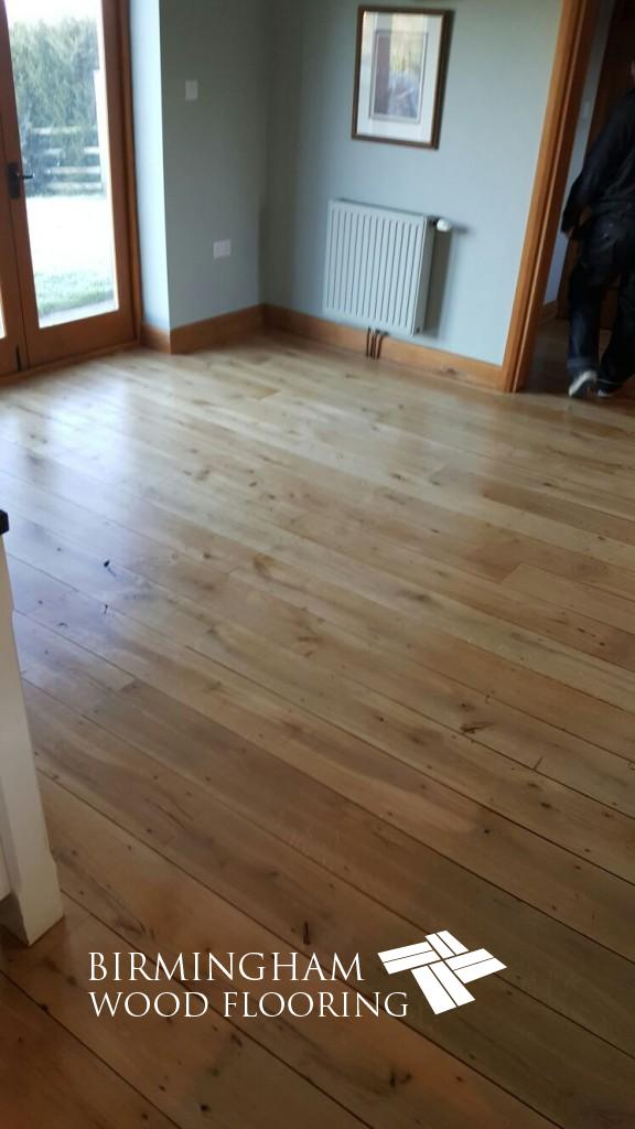 Restoration Of Existing Wood Flooring Hampton Lovett
