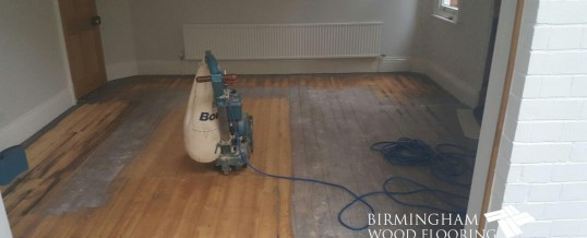 Floor Sanding & Sealing, Lichfield Staffordshire
