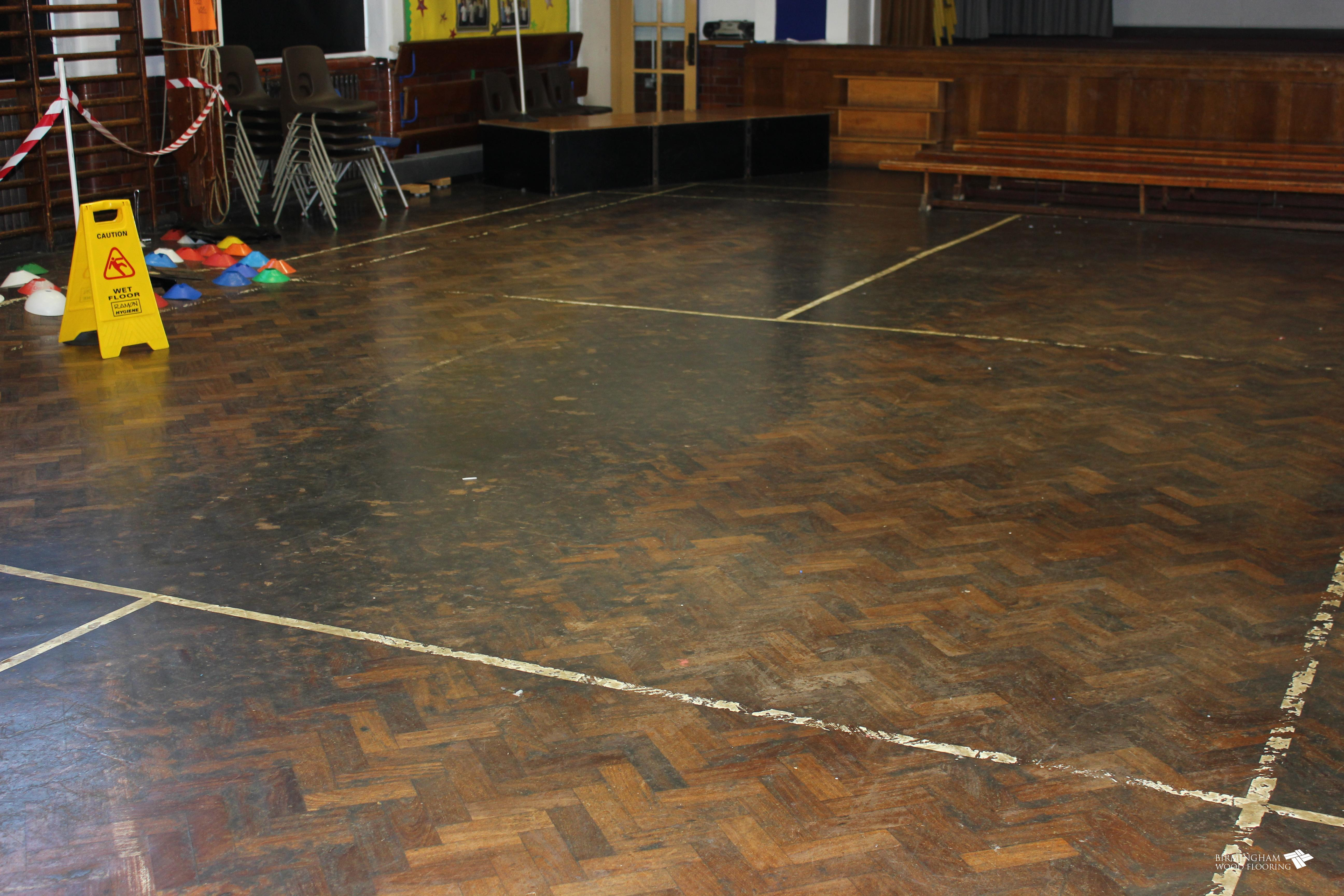New-Whittington-School-before