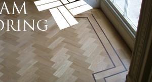 Parquet block floor - Clent
