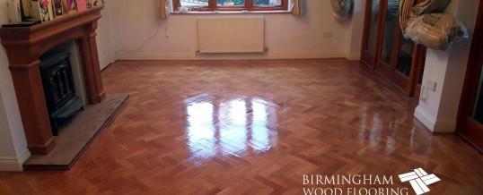 Wood Floor Sanding Ludlow Shropshire