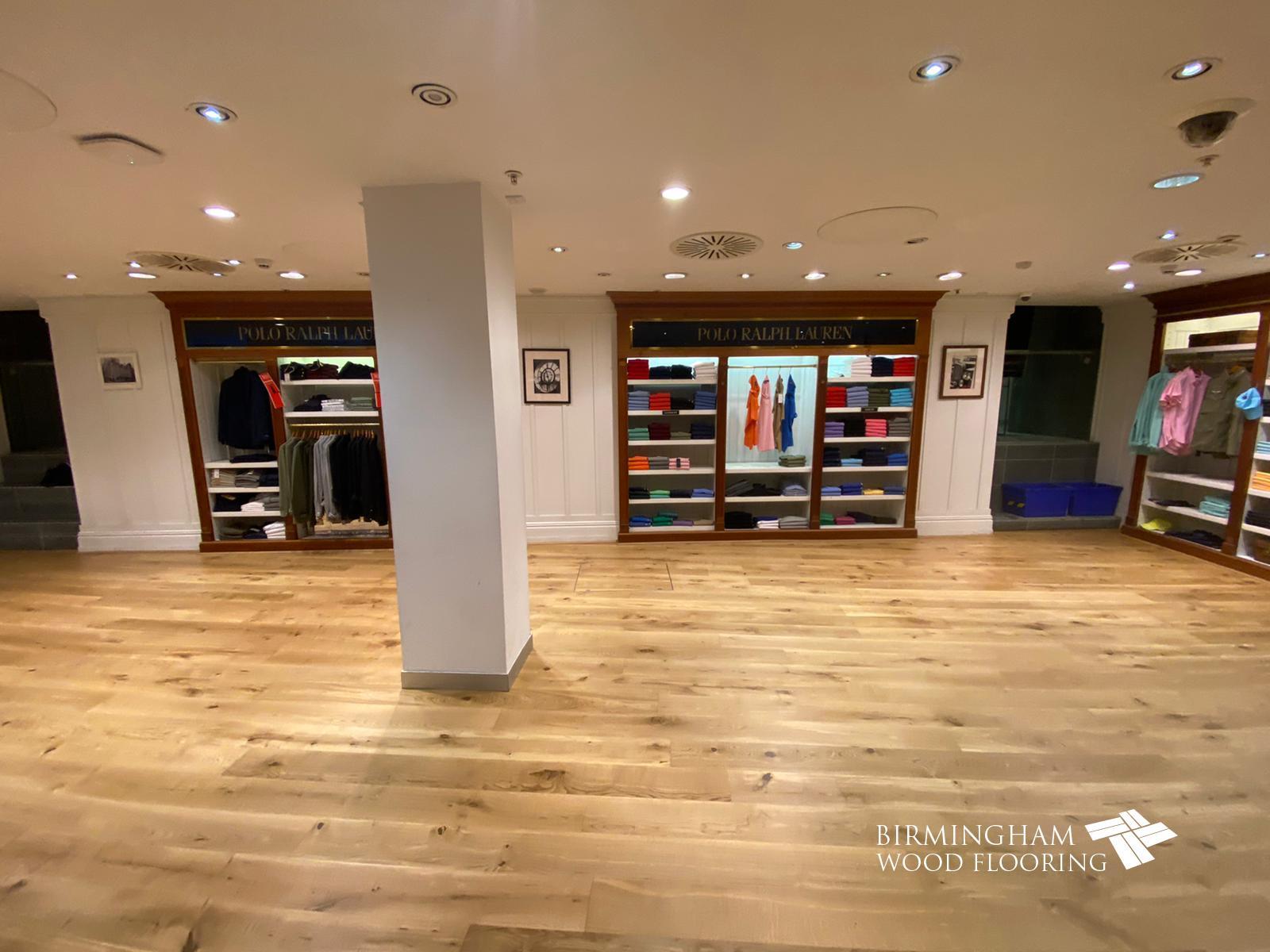 Boen engineered flooring