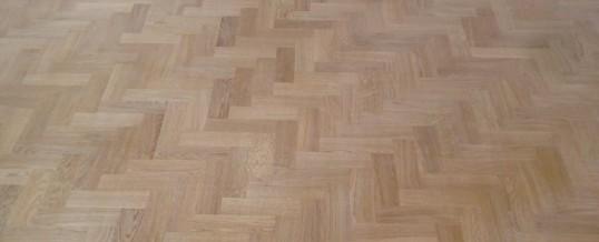 Parquet Floor Installation – Great Barr, Birmingham