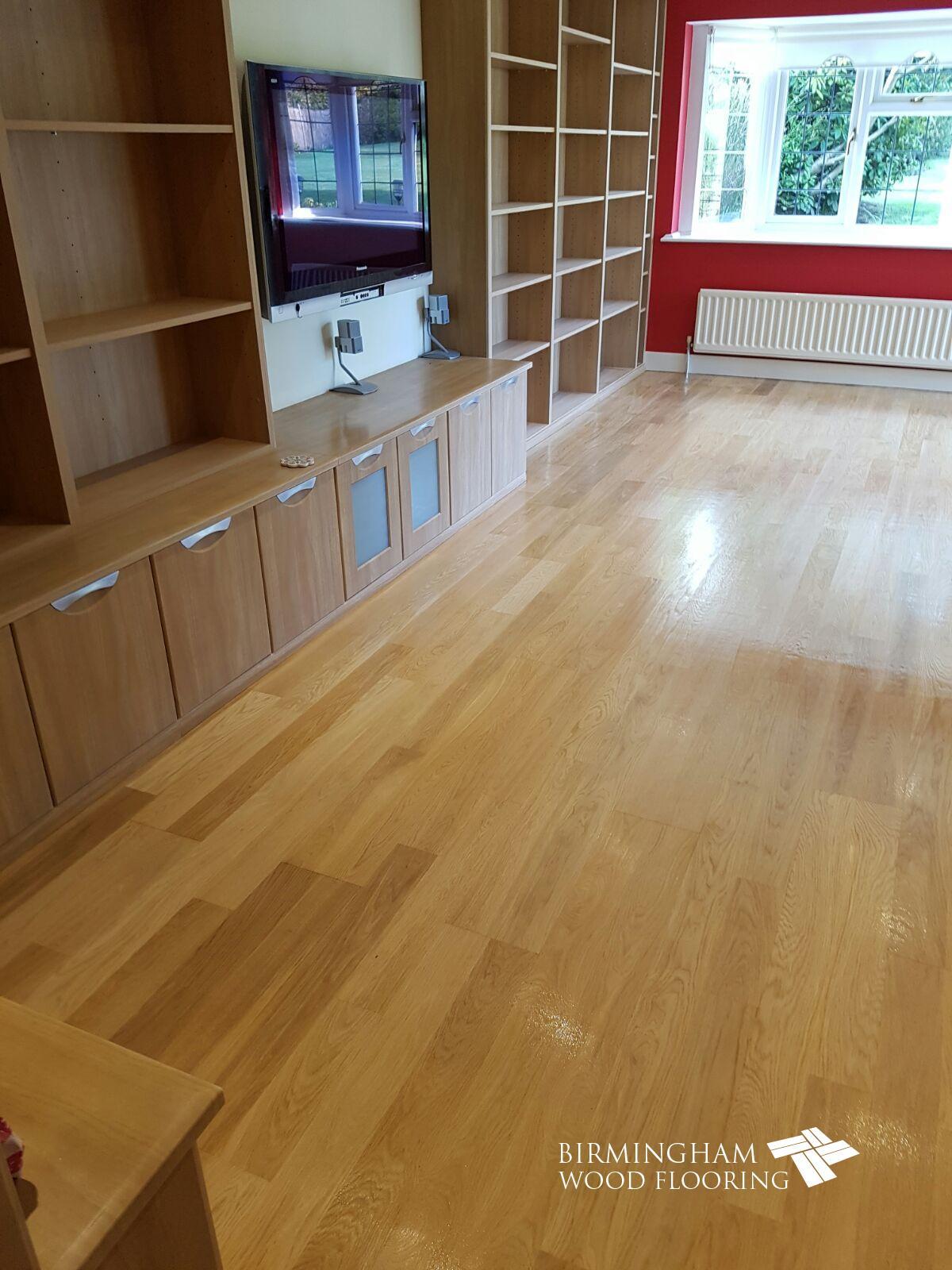Wood Floor Sanding Sutton Coldfield