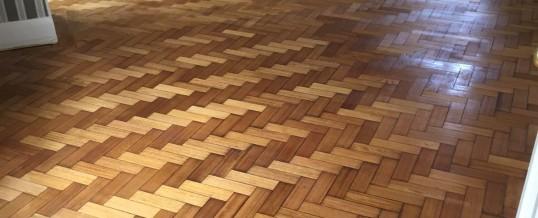 Oak Floor Sanding & Resealing –  Lichfield, Staffordshire